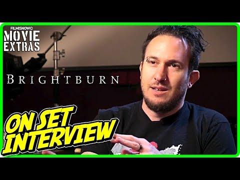 "BRIGHTBURN   David Yarovesky ""Director"" On-set Interview"