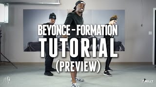 [Tutorial PREVIEW] Beyonce - Formation | @WilldaBeast__ Choreography