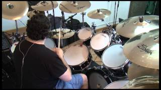 NICKELBACK WHEN WE STAND TOGETHER DRUM COVER SALVA MEDINA