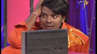 Jabardasth - జబర్దస్త్  - Sudigaali Sudheer Performance on 4th September 2014