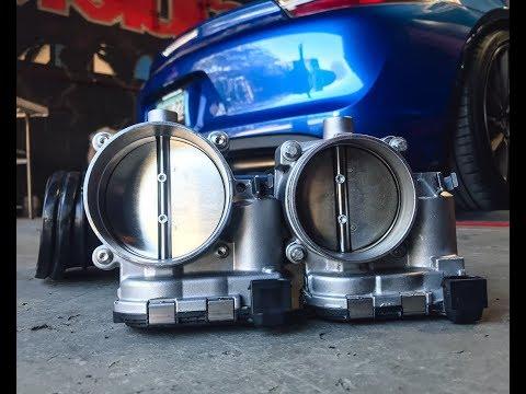 Agency Power GT3 Throttle Body Upgrade Install Porsche 981 Cayman S