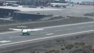 La Palma Airport, Canary Islands Sept 17th   21st 2012