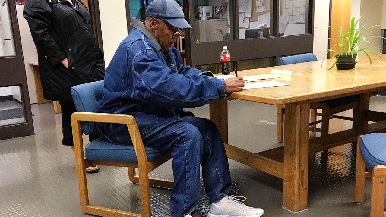 O.J. Simpson Freed From Prison After 9 Years