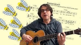 Das Lied von Bienenstock | | Lieder mit Noten #14