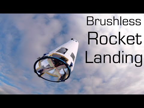 Brushless R/C ROCKET