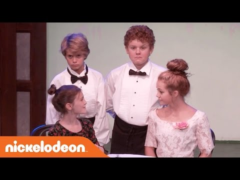 Jace Norman & Sean Ryan Fox in Unseen Groundlings Comedy Show | Henry Danger | Nick