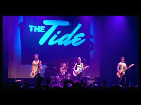 The Tide - Live at Club Nokia