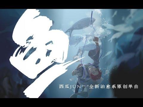 【西瓜JUN】原创《鱼》   一定要听到副歌!!!