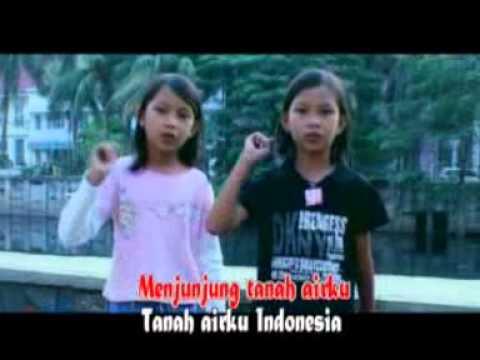 Lagu Anak Indonesia (dari sabang sampai merauke)