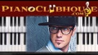 """♫ How to play """"STEAL MY SHOW"""" (TobyMac) - christian rap piano tutorial lesson"""