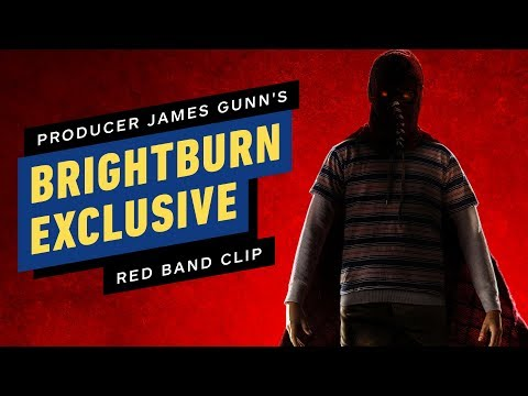 "Brightburn – ""Diner"" Exclusive Red Band Clip"
