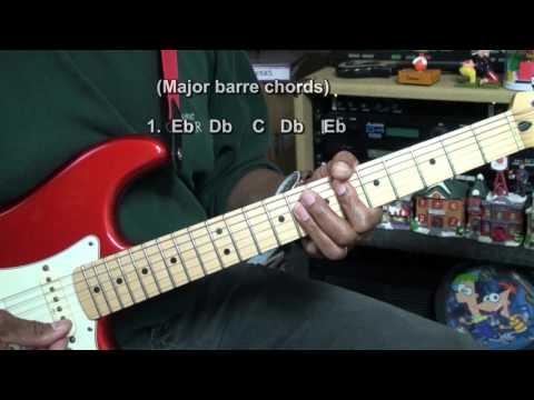 🎄 LINUS AND LUCY Guitar Lesson Vince Guaraldi Peanuts EricBlackmonMusicHD