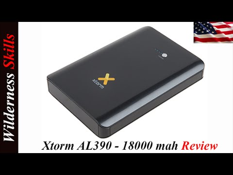Xtorm AL390 - 18000 mah Powerbank Review English Version
