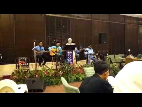 Siti Nurhaliza - Meriah suasana hari raya cover Senandung Akustika