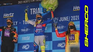 SHERCO RACING FACTORY - TrialGP of ITALY highlights
