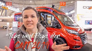 CMT Stuttgart 2019・Tops & Flops der Urlaubsmesse