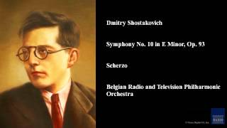 Dmitry Shostakovich, Symphony No. 10 in E Minor, Op. 93, Scherzo