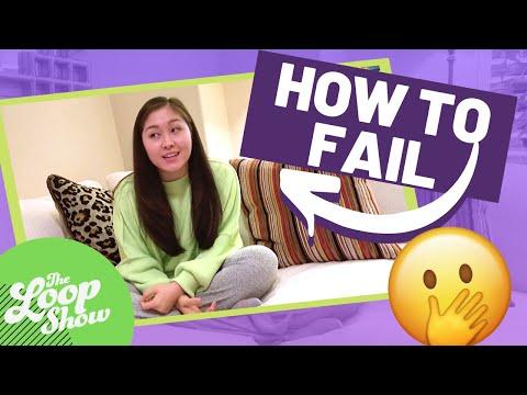 3 TIPS on How to Fail   Life Hacks