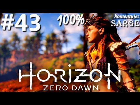 Zagrajmy w Horizon Zero Dawn (100%) odc. 43 - Górski obóz Banuków
