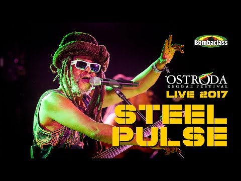 Steel Pulse live Ostróda Reggae Festival, Poland, 2017