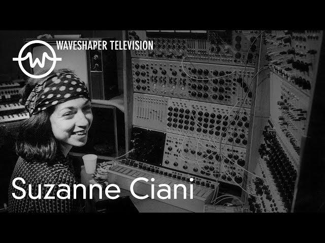 Suzanne Ciani - Waveshaper TV Ep.17