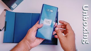 Samsung Galaxy Note 9 Unboxing & Hands-On review    বাংলা