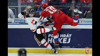 КАНАДЦЫ НАС ИСПУГАЛИСЬ МЧМ Россия Канада 6 0 Что сказали Брагин и хоккеисты молодежки