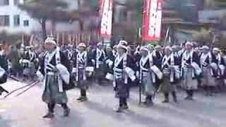 Highlights from Tokyo Jidai Matsuri 2006. The 47 Ronin http://wiki....