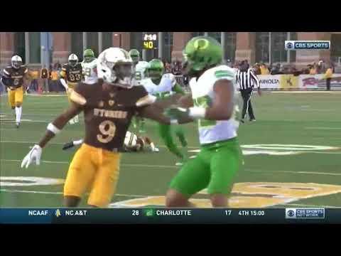 Oregon vs. Wyoming- Ducks Highlights 09/16/17