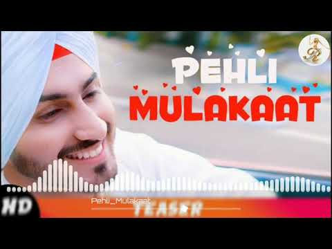 Pehli Mulakaat New Punjabi Song Ringtone 2018 | Latest Punjabi Love Song Ringtone Download