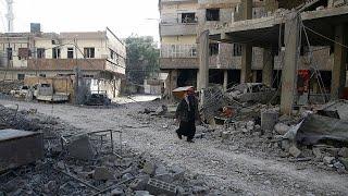 روسيا تدافع عن قصف النظام السوري للغوطة وواشنطن تؤكد استعدادها للتدخل…