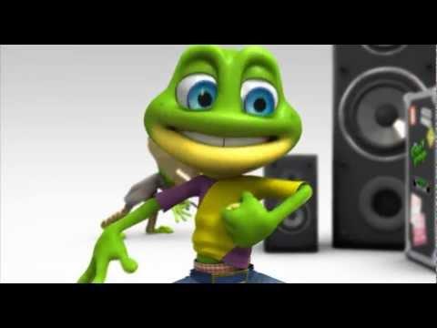 Les Crazy Frogs - Ding Dong Song (Clip Vidéo Officiel)