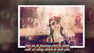 Yêu Xa Là - LilS, Sukai & Annielink (lyric)