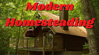 Modern Homesteading, You Can Do It!
