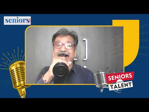 Kamlesh Dave Performing at Seniors Have Talent | Season Two Finale | Online Singing Contest