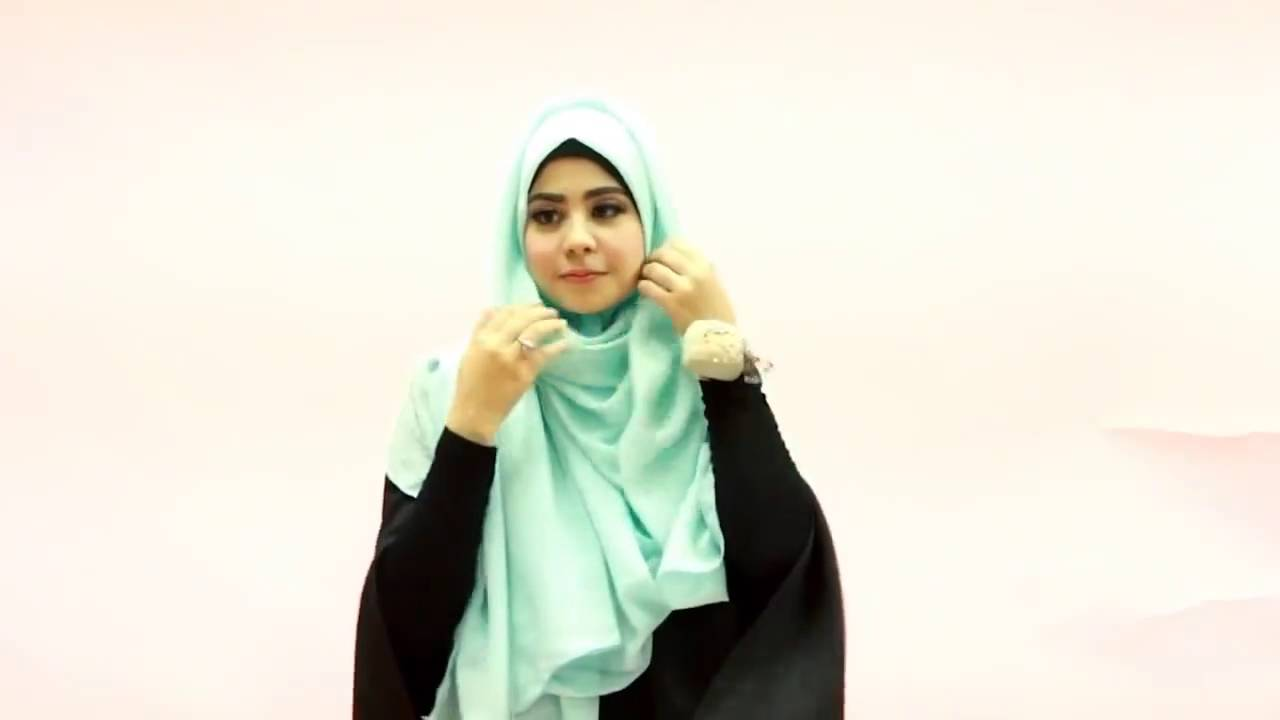 Tutorial Hijab Risty Tagor Syari YouTube