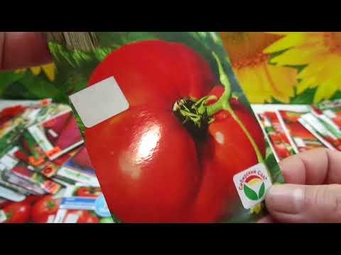 КАКИЕ ТОМАТЫ ВЫБРАТЬ? СОРТ ВЕЧНЫЙ ЗОВ. Обзор Ольги Черновой. | томаты | огород | вечный | сорт | сад | зов