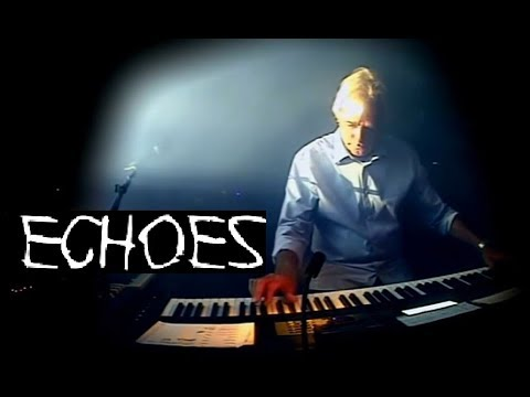 "Final ""Echoes""performance with Richard Wright (Pink Floyd)"