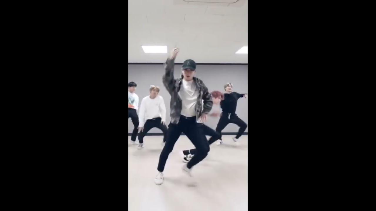 JAEHYUN FOCUS - NCT U BOSS DANCE PRACTICE