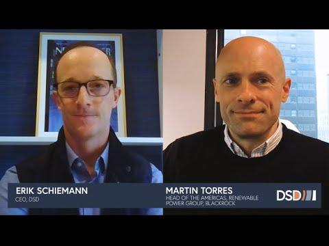 DSD & BlackRock: A Renewable Energy Partnership Built for the Future