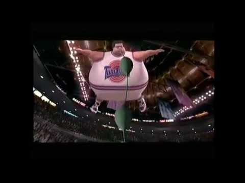 Space Jam Inflation Scene (Looped)