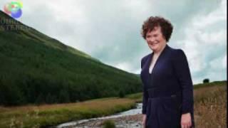 Susan Boyle - Wild Horses w/ Lyrics