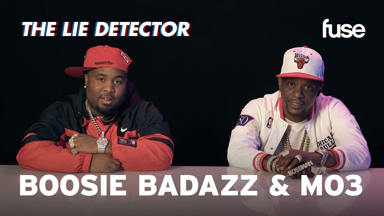 Boosie Badazz & Mo3 Take A Lie Detector Test: Did Boosie Reveal It All? | Fuse