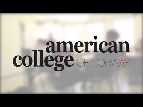 American College of Norway - Den unike veien til USA