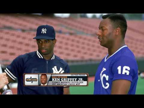 Ken Griffey Jr. Shares Bo Jackson Story (3/28/17)
