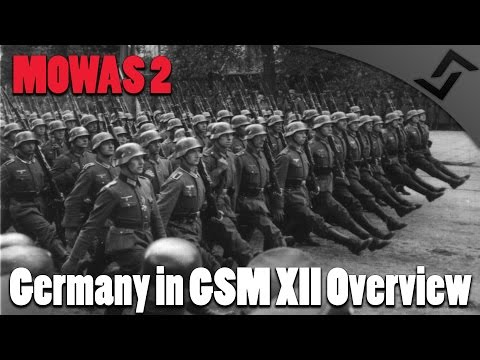 Men of War: Assault Squad 2 - Germany in GSM XII Overview