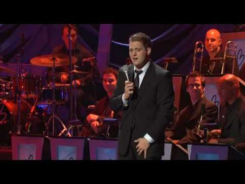 Michael Bublé - This Love (Maroon 5) Live! Caught in the Act