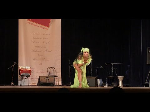 Margo Sheikh Ali / Shaabi / League of Belly Dance Masters / Moscow
