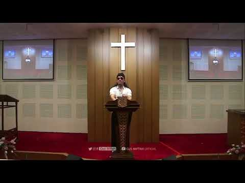 Gus Miftah Ceramah Di Gereja!!  Orasi Kebangsaan Dan Kerukunan Umat Beragam