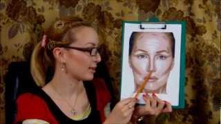 Урок 5 - Формы лица и глаз, основы коррекции